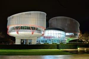 Chauffeur VTC Cour Européenne des Droits de l'Homme Alsace