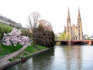 Private Chauffeur Rhin along Strasbourg Alsace