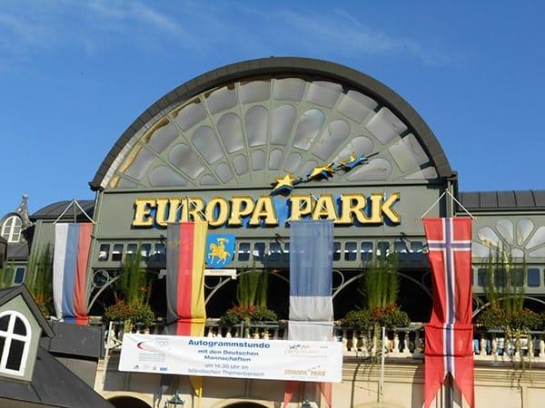 Navettes VTC entre Strasbourg et Europa-Park
