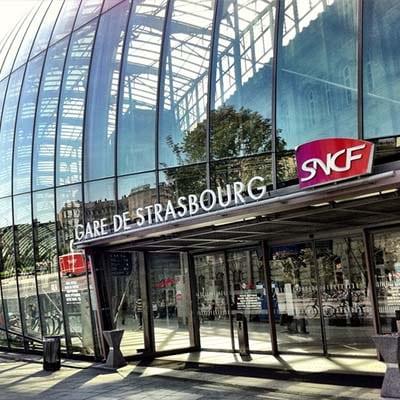 Navette VTC entre Strasbourg et sa gare centrale