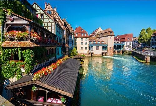 Découvrir Strasbourg avec un chauffeur privé