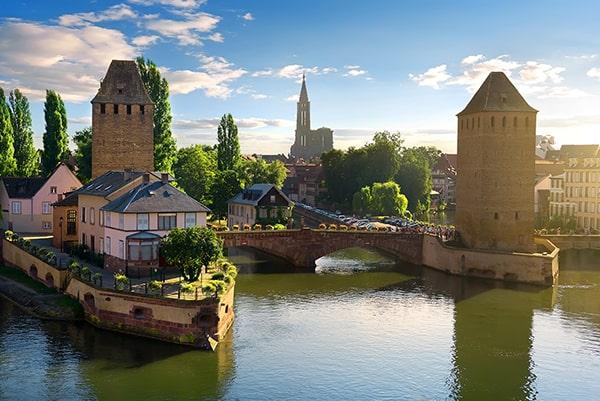 Service de transport VTC pour découvrir Strasbourg