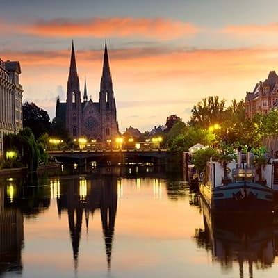 Découvrir Strasbourg
